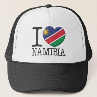 ナミビア キャップ