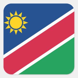 ナミビア スクエアシール