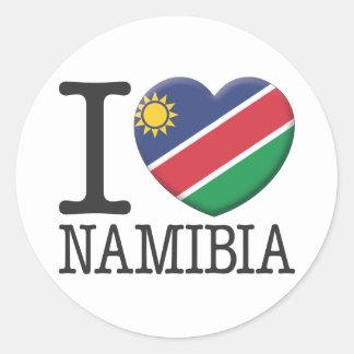 ナミビア ラウンドシール