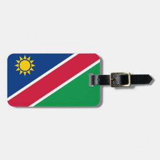 ナミビア ラゲッジタグ