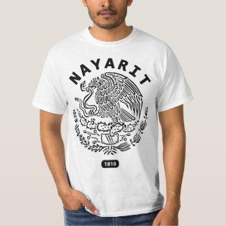 ナヤリット州メキシコ Tシャツ
