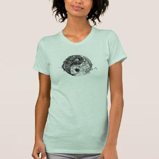 ナンシーのポップアートのTシャツ(短い袖) Tシャツ