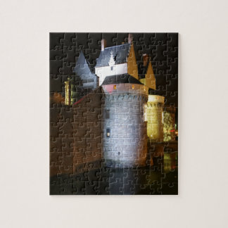 ナントの城 ジグソーパズル