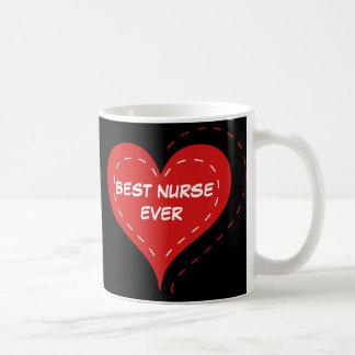 ナースのテーマのコーヒー・マグの最も最高のなナース コーヒーマグカップ