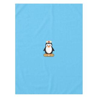 ナースのペンギン テーブルクロス