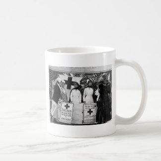ナースの募集 コーヒーマグカップ