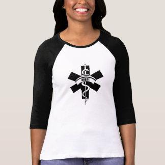 ナースの医学の記号 Tシャツ