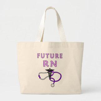 ナースの未来RN ラージトートバッグ