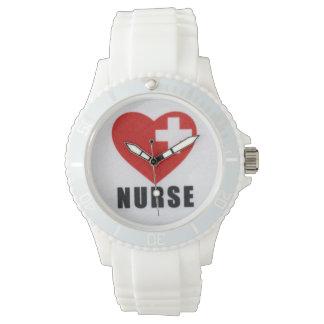 ナースの腕時計 腕時計