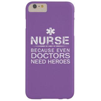 ナースの英雄 BARELY THERE iPhone 6 PLUS ケース