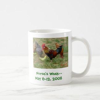 ナースの週--2008年5月6-12日、       … コーヒーマグカップ
