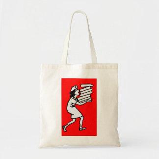 ナースはバッグを運びます トートバッグ