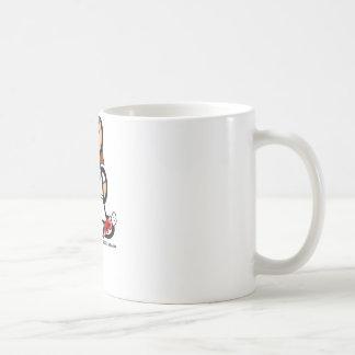 ナース(ロゴと) コーヒーマグカップ
