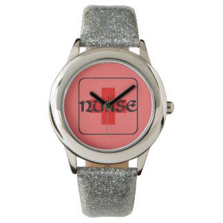 ナース 腕時計