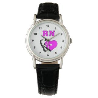ナースRNの心配 腕時計