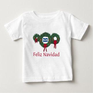 ニカラグアのクリスマス2 ベビーTシャツ