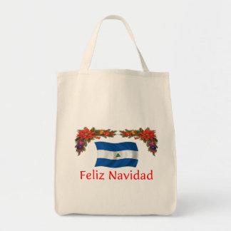 ニカラグアのクリスマス トートバッグ
