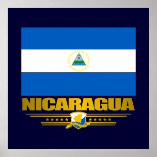 """""""ニカラグアのプライド"""" ポスター"""