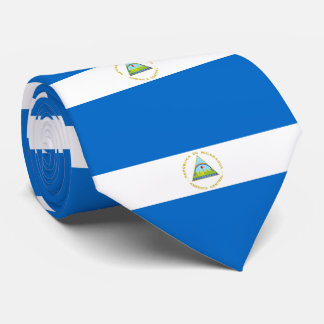 ニカラグアの旗 オリジナルタイ