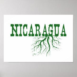 ニカラグアの根 ポスター