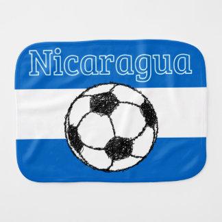 ニカラグア のフットボールの共和国 バープクロス