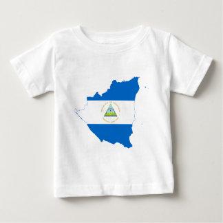 ニカラグア ベビーTシャツ