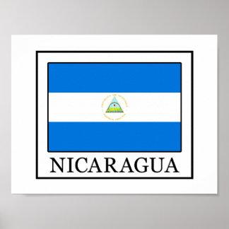 ニカラグア ポスター