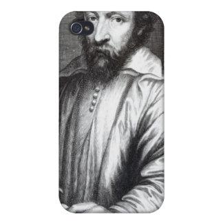 ニコラスクロウドFabri de Peiresc iPhone 4/4Sケース