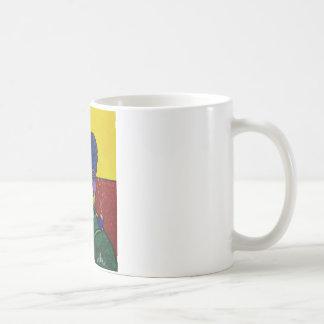 ニコラス著ヴィンチェンツォ コーヒーマグカップ