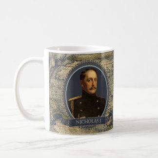 ニコラスIの歴史的マグ コーヒーマグカップ