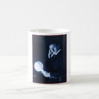 ニコラ・テスラのコーヒー・マグ コーヒーマグカップ