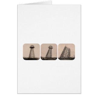 ニコラ・テスラタワー カード