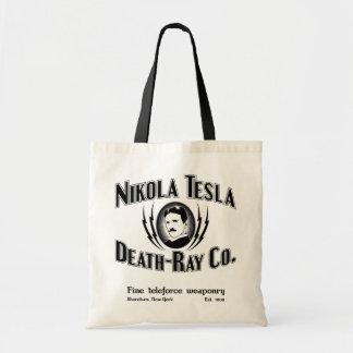 ニコラ・テスラ死光線Co. トートバッグ