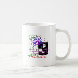 ニコラ・テスラ コーヒーマグカップ