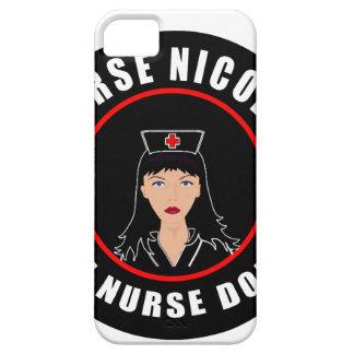 ニコールナース iPhone SE/5/5s ケース