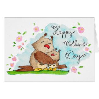 ニコールJanes著幸せな母の日の挨拶状 カード