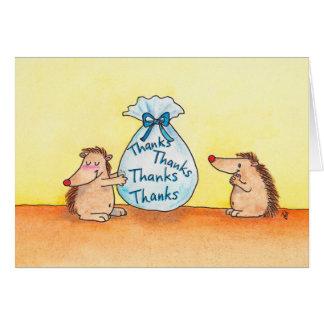 ニコールJanes著感謝の挨拶状を与えること カード