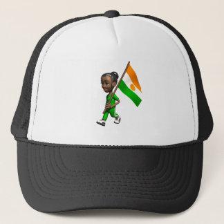 ニジェールの帽子 キャップ