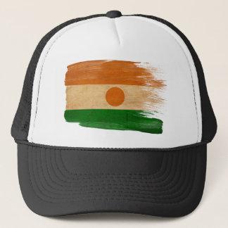 ニジェールの旗のトラック運転手の帽子 キャップ