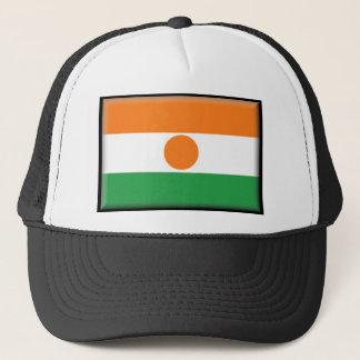 ニジェールの旗 キャップ