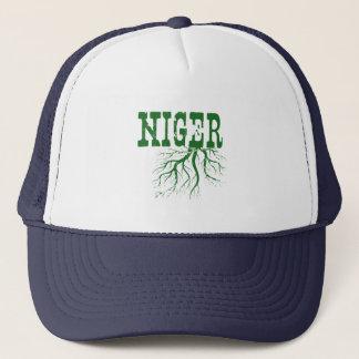 ニジェールの根 キャップ