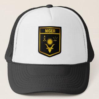 ニジェールの紋章 キャップ
