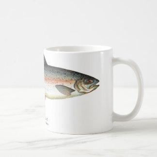 ニジマスの魚のマグ コーヒーマグカップ