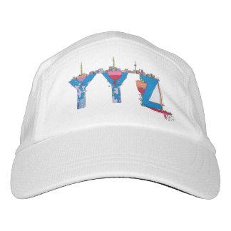 ニットの性能の帽子|トロント、カリフォルニア(YYZ) ヘッドスウェットハット