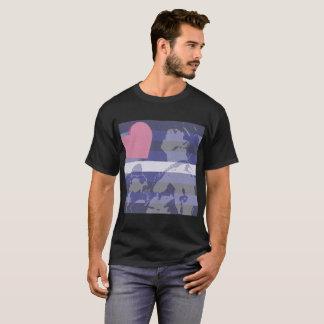 ニップルの演劇 Tシャツ