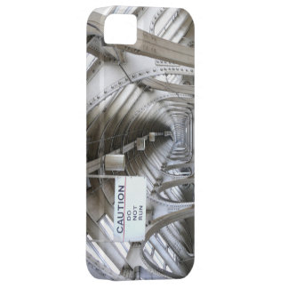 ニュアークPennの場所の屋根の格子iPhone 5/5Sの場合 iPhone SE/5/5s ケース
