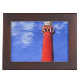 ニューイングランドの灯台 ジュエリーボックス