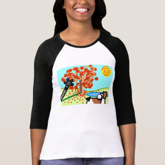 ニューイングランドの秋 Tシャツ