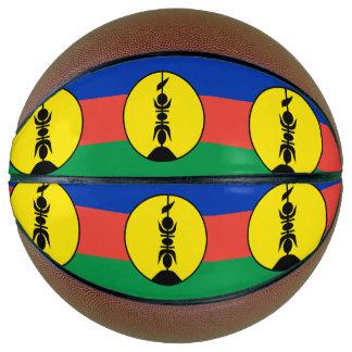 ニューカレドニアの旗 バスケットボール