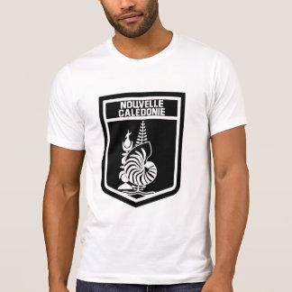 ニューカレドニアの紋章 Tシャツ